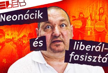 Neonácik és liberálfasiszták – a patkó elméletról szól PRK bemutatkozó adása a Felesben