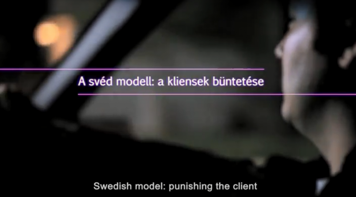 Svéd modell: a kliensbüntetésről / Swedish model: penalizing sex work clients