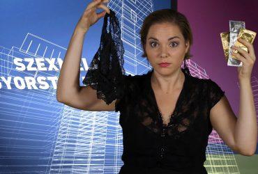 SZEXMELÓ GYORSTALPALÓ / SEX WORK 101 [video]