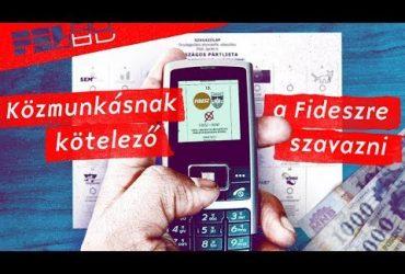[FELES extra] Közmunkásnak kötelező a Fideszre szavazni