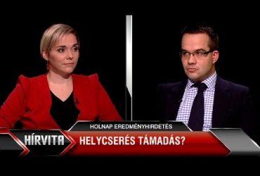 Navracsics vagy egy flakon majonéz: PRK és Ablonczy Bálint a Hírvitában