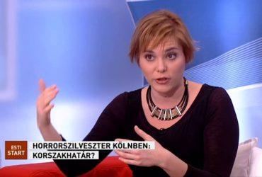 Horrorszilveszter Kölnben: PRK & Csontos János az Esti Startban