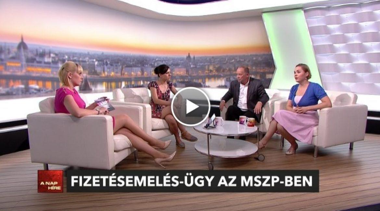 Aki a hajléktalanokat üldözi, ne nevezze magát baloldalinak – PRK Szanyi Tibort osztja a Nap Hírében