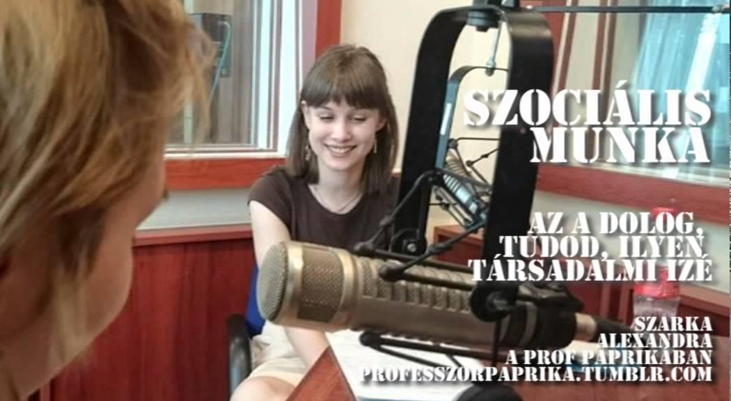 Hozzászegényedni a klienseikhez: Szarka Alexandra a szociális munkáról a ProfPaprikában