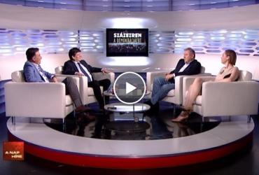 Schiffer és a bőrpóráz: PRK a Nap Hírében