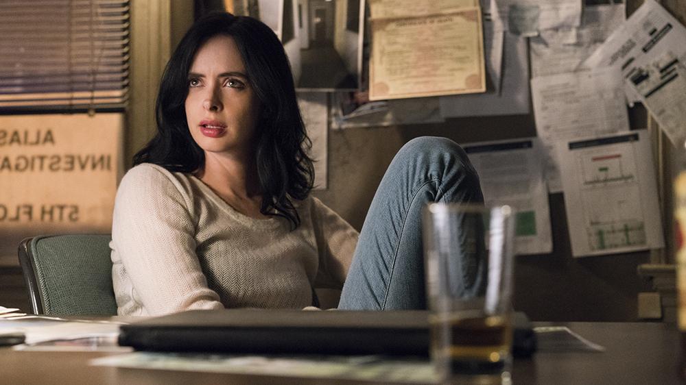Jessica Jones in Bridget Jones' Footsteps: female alcoholics and a dark side of femininity on film