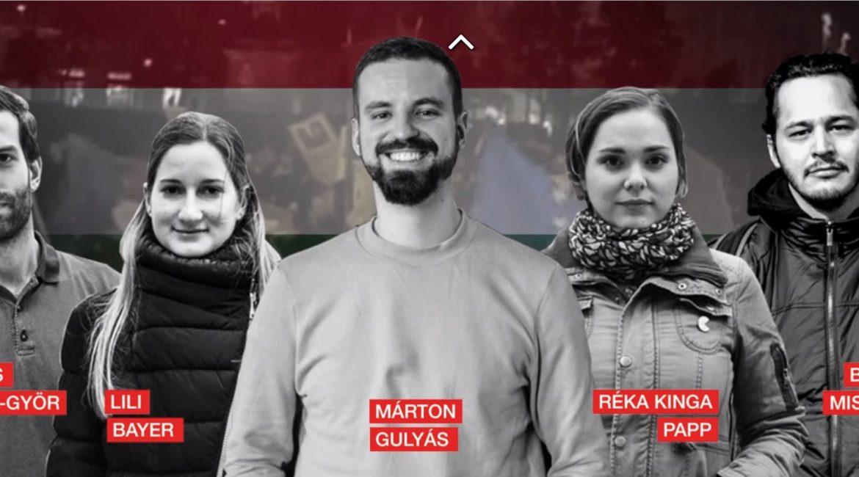 Die Kinder der Revolution – ein multimedia Rundfahrt in politischer Landscaft Ungarns